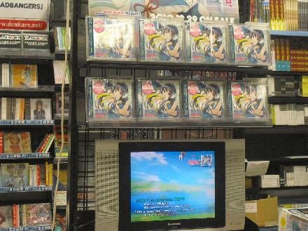ソフマップ音楽CD館PVコーナー