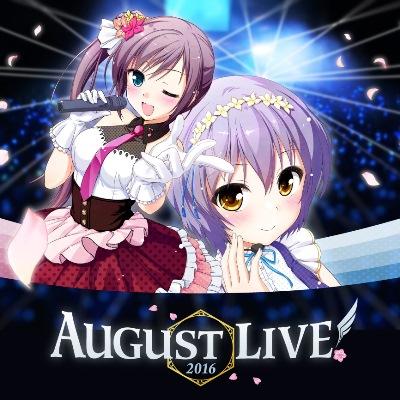 1.AUGUST LIVE新キービジュアル