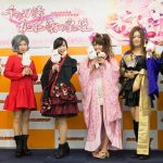 10月1日に『千の刃濤、桃花染の皇姫』EDテーママキシシングル発売記念イベントが開催されました
