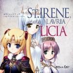 『穢翼のユースティア -Original CharacterSong Series- St.IRENE, LAVRIA/LICIA』本日発売