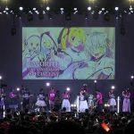 『横つながリズム』にて『FAVORITE 15th ANNIVERSARY SPECIAL LIVE』ステージ写真を掲載